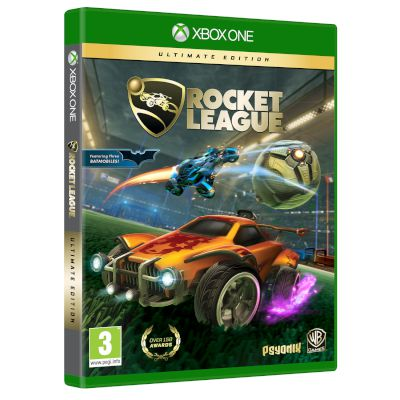 Warner Rocket League Ultimate Edition Xbox One