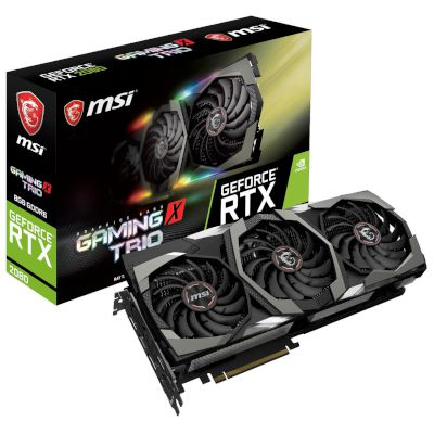 MSI VGA GeForce RTX 2080 Gaming X TRIO 8GB