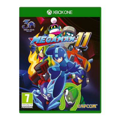 Capcom Megaman 11 Xbox One