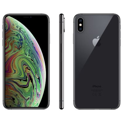 Apple iPhone XS Max 512GB Space Grey 4G+ Smartphone