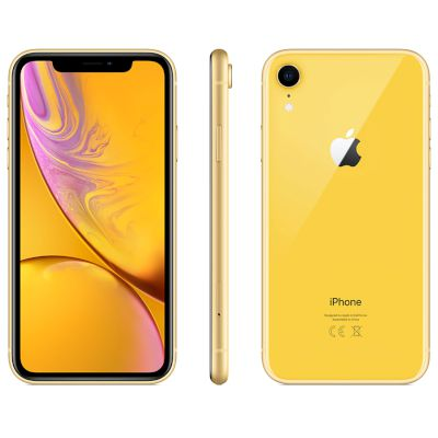 Apple iPhone XR 256GB Yellow 4G+ Smartphone