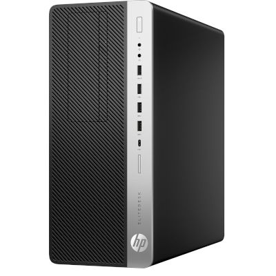 HP EliteDesk 800 G4 Desktop (Intel Core i7 8700/8 GB/256 GB SSD//Intel UHD 630)