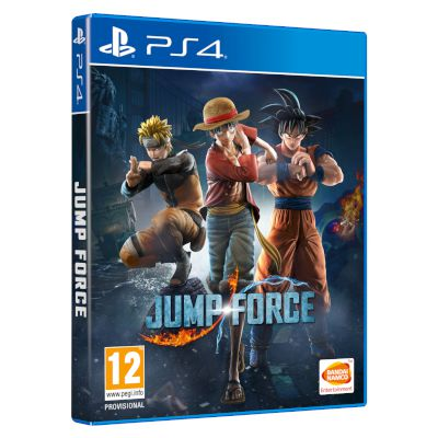 Namco Jump Force Playstation 4