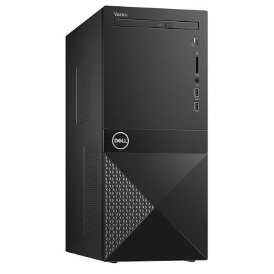 Dell Vostro 3670MT i3 W10 Pro Desktop (Intel Core i3 8100/4 GB/1 TB HDD//HD Graphics)