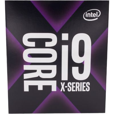 Intel CPU Core i9 9900X (2066/3.5 GHz/19.25 MB)