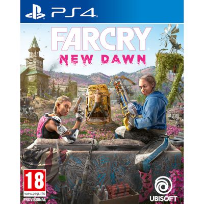 Ubisoft Far Cry New Dawn Playstation 4