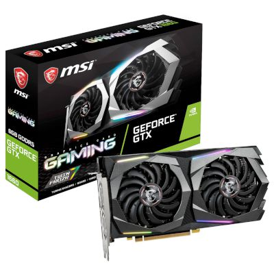 MSI VGA GeForce GTX 1660 Gaming X 6GB