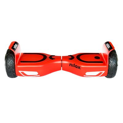Doc2 Hoverboard Red Black