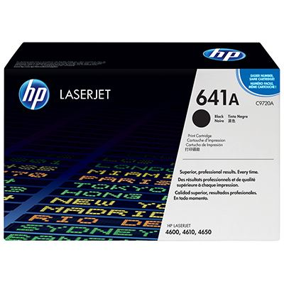 Toner HP 641A Black