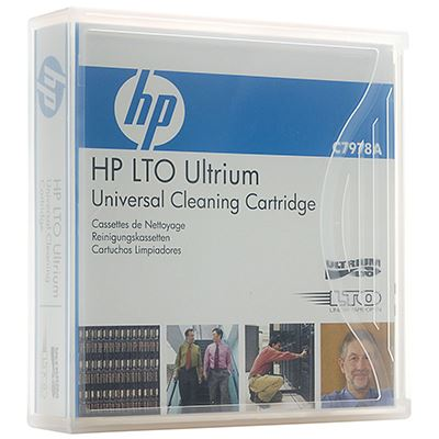 Data Cartridge LTO Cleaning C7978A
