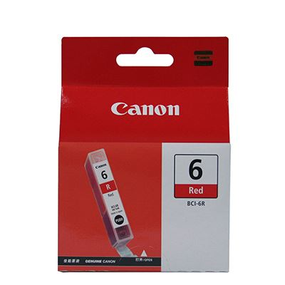 Μελάνι Canon BCI-6 Red