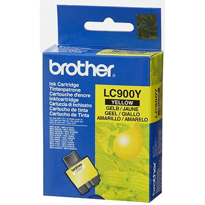 Μελάνι Brother LC-900 Yellow