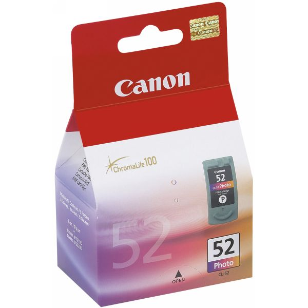 Μελάνι Canon CL-52 Colour