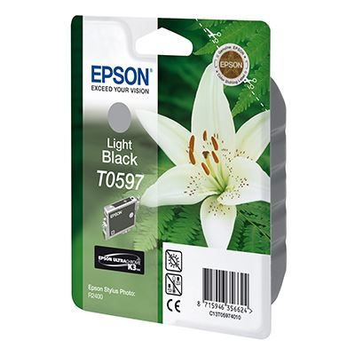 Μελάνι Epson T0597 Light Black