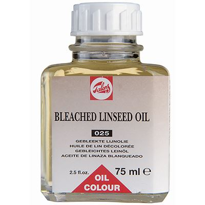 Bleached Linseed Oil 75ml