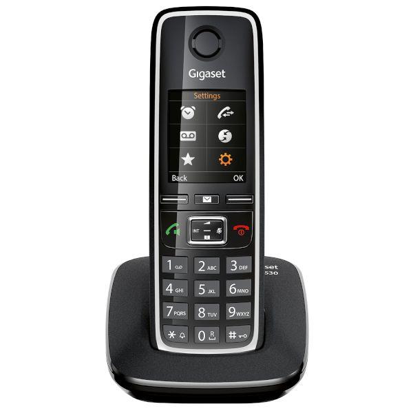 Ασύρματο Τηλέφωνο Gigaset C530 Μαύρο