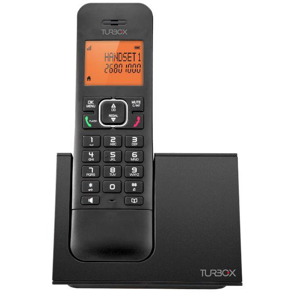 Ασύρματο Τηλέφωνο Turbo-X PL 320 Μαύρο