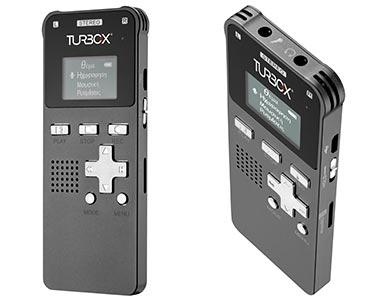 Turbo-X Voice recorder VR-500 8GB