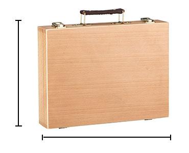 Sentio Κουτί Ζωγραφικής Διαστάσεις