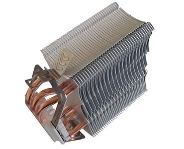 Zalman Hydro Cooler Reserator 3 Max fans