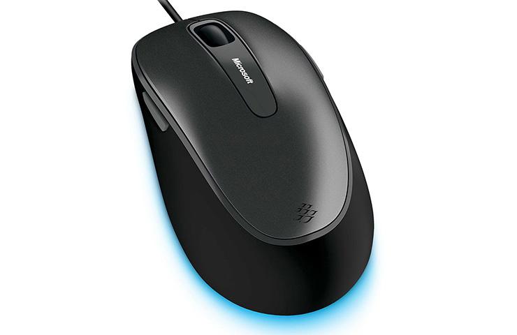 Microsoft Ποντίκι Ενσύρματο 4500 Comfort