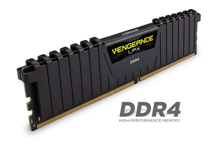 RAM Desktop Corsair 32GB Kit 2800MHzDDR4