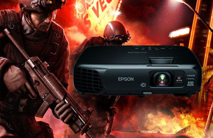 Projector Epson EB-570