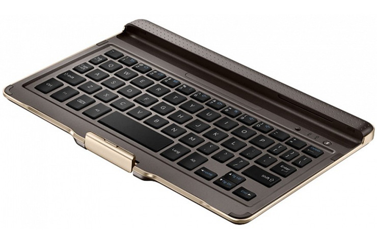 Book Cover Keyboard for Tab 8.4'' Black