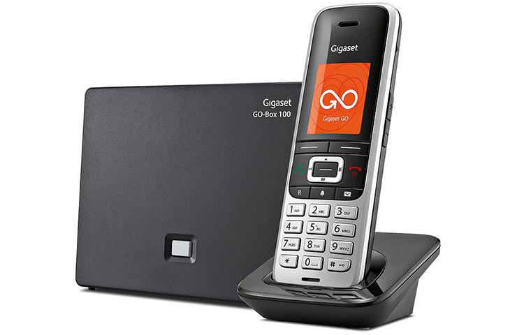 Gigaset Ασυρματο Τηλεφωνο CL750