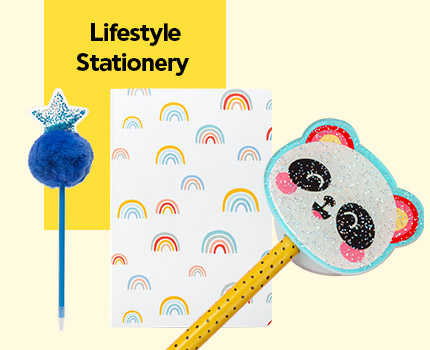 Lifestyle stationery