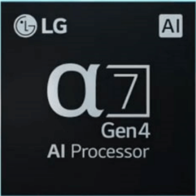 Επεξεργαστής α7 GEN4 AI 4K